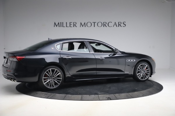 New 2021 Maserati Quattroporte S Q4 GranSport for sale $129,185 at Rolls-Royce Motor Cars Greenwich in Greenwich CT 06830 8