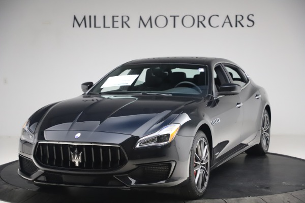 New 2021 Maserati Quattroporte S Q4 GranSport for sale $129,185 at Rolls-Royce Motor Cars Greenwich in Greenwich CT 06830 1