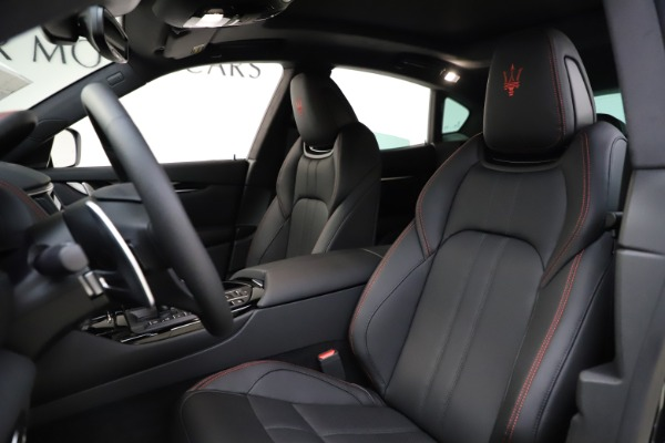 New 2021 Maserati Levante Q4 GranSport for sale $92,485 at Rolls-Royce Motor Cars Greenwich in Greenwich CT 06830 13