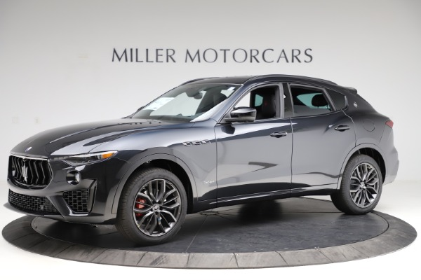 New 2021 Maserati Levante Q4 GranSport for sale Call for price at Rolls-Royce Motor Cars Greenwich in Greenwich CT 06830 2