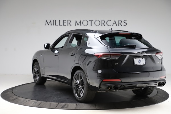 New 2021 Maserati Levante Q4 GranSport for sale $92,485 at Rolls-Royce Motor Cars Greenwich in Greenwich CT 06830 5