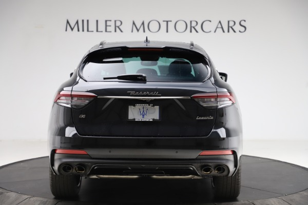 New 2021 Maserati Levante Q4 GranSport for sale $92,485 at Rolls-Royce Motor Cars Greenwich in Greenwich CT 06830 6