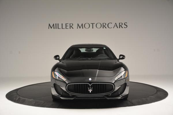 Used 2013 Maserati GranTurismo Sport for sale Sold at Rolls-Royce Motor Cars Greenwich in Greenwich CT 06830 12