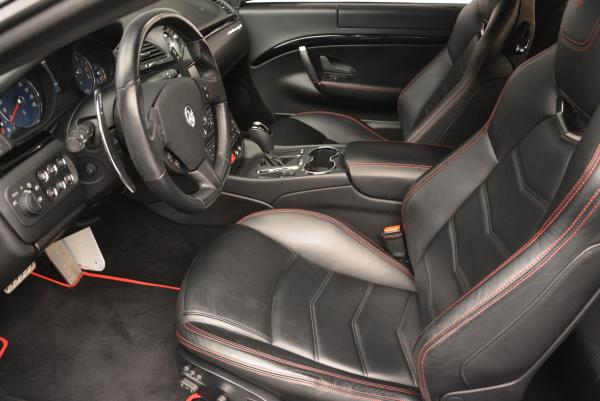 Used 2013 Maserati GranTurismo Sport for sale Sold at Rolls-Royce Motor Cars Greenwich in Greenwich CT 06830 14