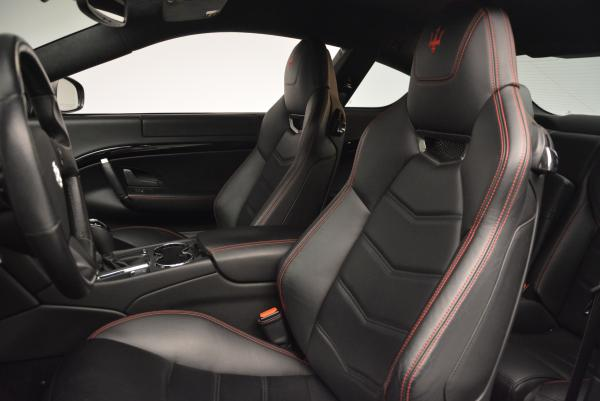 Used 2013 Maserati GranTurismo Sport for sale Sold at Rolls-Royce Motor Cars Greenwich in Greenwich CT 06830 15