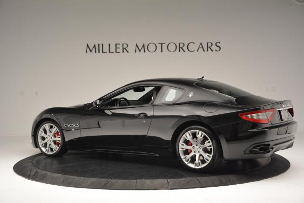 Used 2013 Maserati GranTurismo Sport for sale Sold at Rolls-Royce Motor Cars Greenwich in Greenwich CT 06830 4