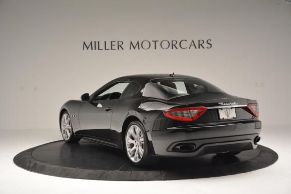 Used 2013 Maserati GranTurismo Sport for sale Sold at Rolls-Royce Motor Cars Greenwich in Greenwich CT 06830 5