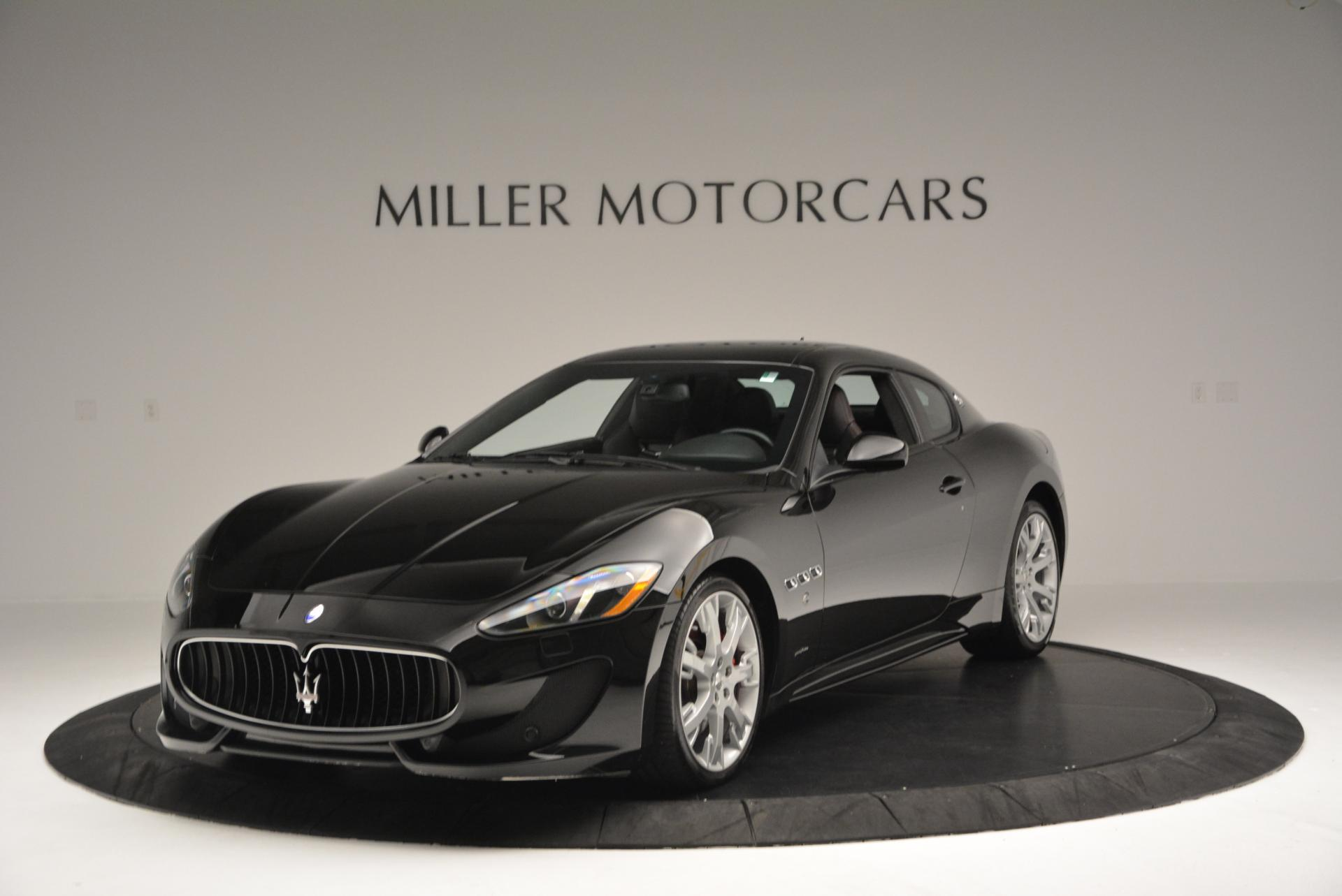 Used 2013 Maserati GranTurismo Sport for sale Sold at Rolls-Royce Motor Cars Greenwich in Greenwich CT 06830 1