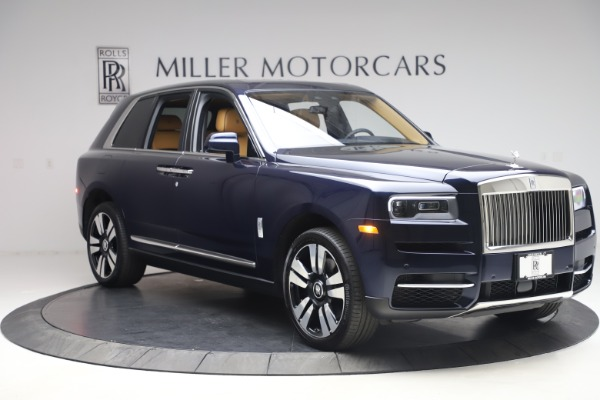 Used 2019 Rolls-Royce Cullinan for sale Sold at Rolls-Royce Motor Cars Greenwich in Greenwich CT 06830 12