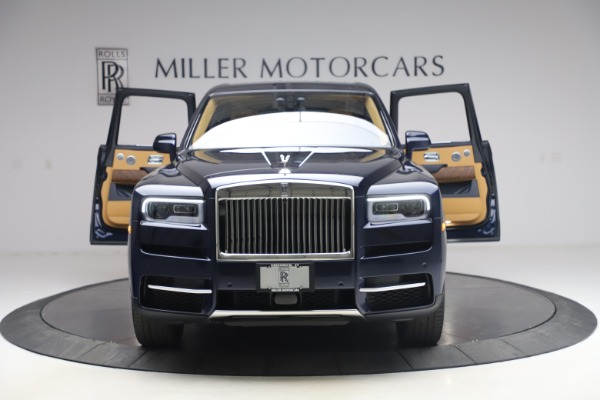 Used 2019 Rolls-Royce Cullinan for sale Sold at Rolls-Royce Motor Cars Greenwich in Greenwich CT 06830 13