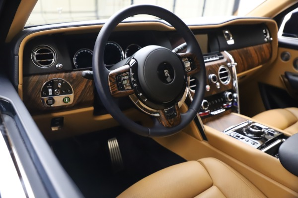Used 2019 Rolls-Royce Cullinan for sale Sold at Rolls-Royce Motor Cars Greenwich in Greenwich CT 06830 16