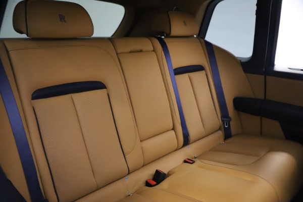 Used 2019 Rolls-Royce Cullinan for sale Sold at Rolls-Royce Motor Cars Greenwich in Greenwich CT 06830 18