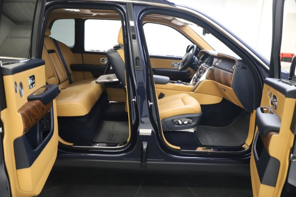 Used 2019 Rolls-Royce Cullinan for sale Sold at Rolls-Royce Motor Cars Greenwich in Greenwich CT 06830 22
