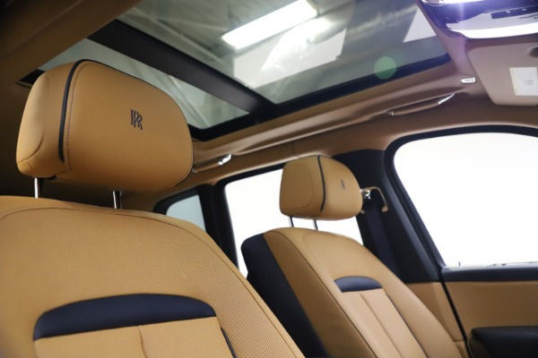 Used 2019 Rolls-Royce Cullinan for sale Sold at Rolls-Royce Motor Cars Greenwich in Greenwich CT 06830 23