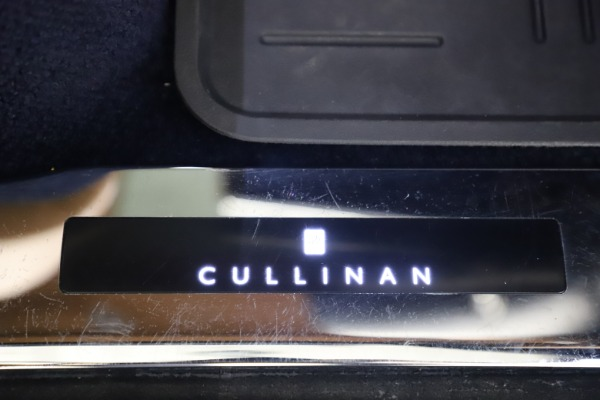 Used 2019 Rolls-Royce Cullinan for sale Sold at Rolls-Royce Motor Cars Greenwich in Greenwich CT 06830 26