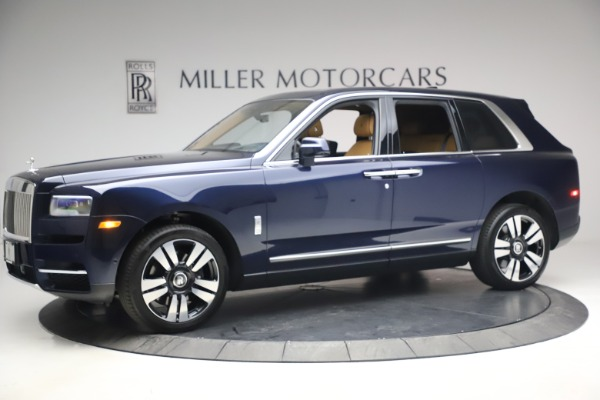 Used 2019 Rolls-Royce Cullinan for sale Sold at Rolls-Royce Motor Cars Greenwich in Greenwich CT 06830 3