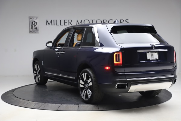 Used 2019 Rolls-Royce Cullinan for sale Sold at Rolls-Royce Motor Cars Greenwich in Greenwich CT 06830 6