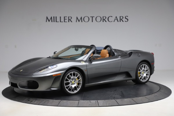 Used 2006 Ferrari F430 Spider for sale $249,900 at Rolls-Royce Motor Cars Greenwich in Greenwich CT 06830 2