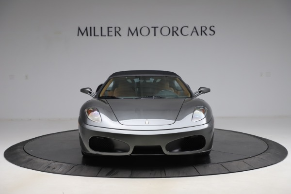 Used 2006 Ferrari F430 Spider for sale $249,900 at Rolls-Royce Motor Cars Greenwich in Greenwich CT 06830 24