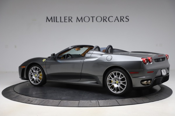 Used 2006 Ferrari F430 Spider for sale $249,900 at Rolls-Royce Motor Cars Greenwich in Greenwich CT 06830 4