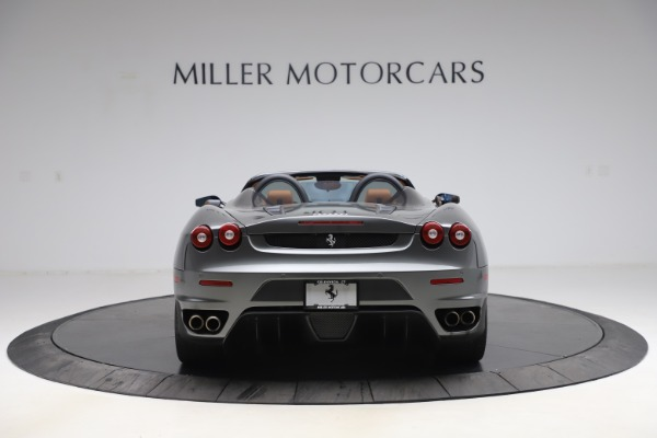 Used 2006 Ferrari F430 Spider for sale $249,900 at Rolls-Royce Motor Cars Greenwich in Greenwich CT 06830 6
