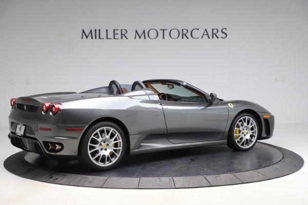 Used 2006 Ferrari F430 Spider for sale $249,900 at Rolls-Royce Motor Cars Greenwich in Greenwich CT 06830 8