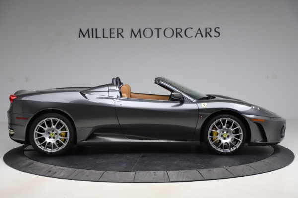 Used 2006 Ferrari F430 Spider for sale $249,900 at Rolls-Royce Motor Cars Greenwich in Greenwich CT 06830 9