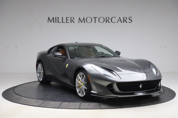 Used 2020 Ferrari 812 Superfast for sale Call for price at Rolls-Royce Motor Cars Greenwich in Greenwich CT 06830 11