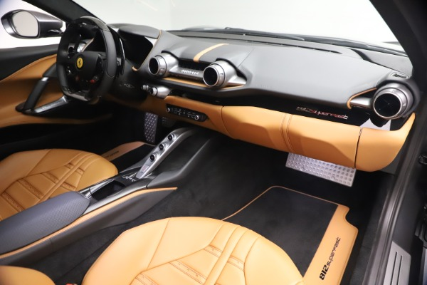 Used 2020 Ferrari 812 Superfast for sale Call for price at Rolls-Royce Motor Cars Greenwich in Greenwich CT 06830 17