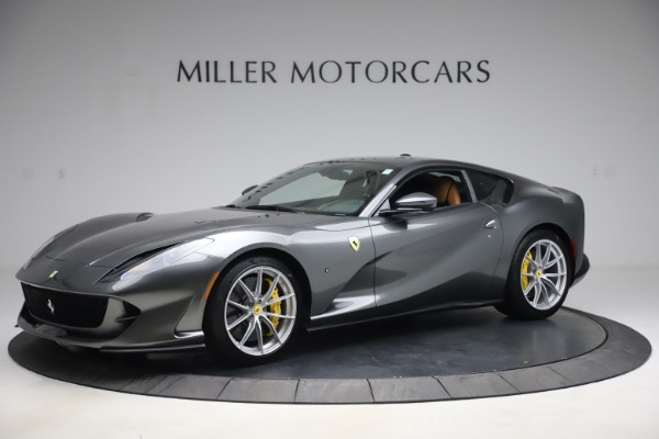 Used 2020 Ferrari 812 Superfast for sale Call for price at Rolls-Royce Motor Cars Greenwich in Greenwich CT 06830 2