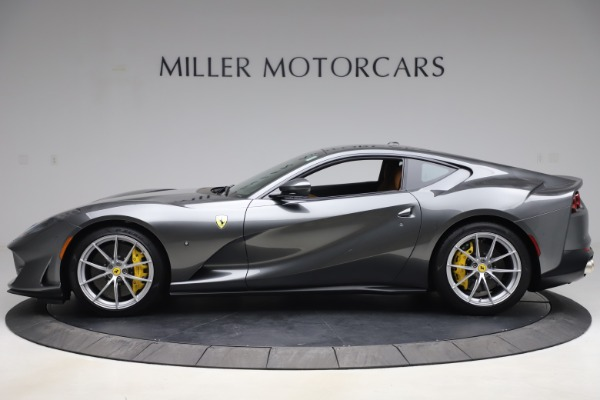Used 2020 Ferrari 812 Superfast for sale Call for price at Rolls-Royce Motor Cars Greenwich in Greenwich CT 06830 3