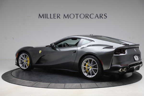 Used 2020 Ferrari 812 Superfast for sale Call for price at Rolls-Royce Motor Cars Greenwich in Greenwich CT 06830 4