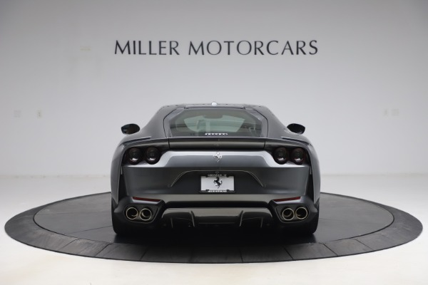 Used 2020 Ferrari 812 Superfast for sale Call for price at Rolls-Royce Motor Cars Greenwich in Greenwich CT 06830 6