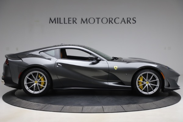 Used 2020 Ferrari 812 Superfast for sale Call for price at Rolls-Royce Motor Cars Greenwich in Greenwich CT 06830 9