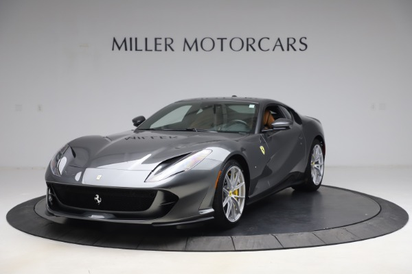 Used 2020 Ferrari 812 Superfast for sale Call for price at Rolls-Royce Motor Cars Greenwich in Greenwich CT 06830 1