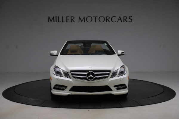 Used 2012 Mercedes-Benz E-Class E 550 for sale $29,990 at Rolls-Royce Motor Cars Greenwich in Greenwich CT 06830 10
