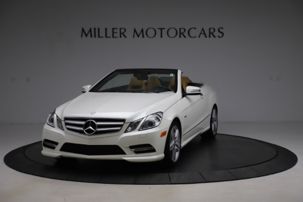 Used 2012 Mercedes-Benz E-Class E 550 for sale $29,990 at Rolls-Royce Motor Cars Greenwich in Greenwich CT 06830 11