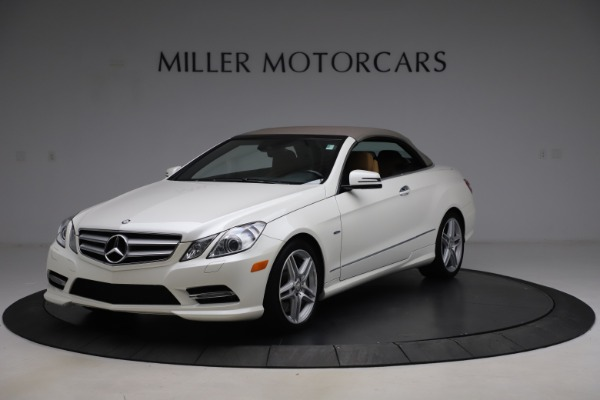 Used 2012 Mercedes-Benz E-Class E 550 for sale $29,990 at Rolls-Royce Motor Cars Greenwich in Greenwich CT 06830 12