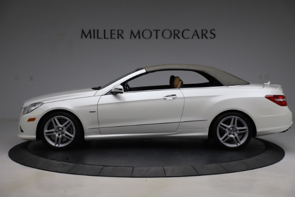 Used 2012 Mercedes-Benz E-Class E 550 for sale $29,990 at Rolls-Royce Motor Cars Greenwich in Greenwich CT 06830 13