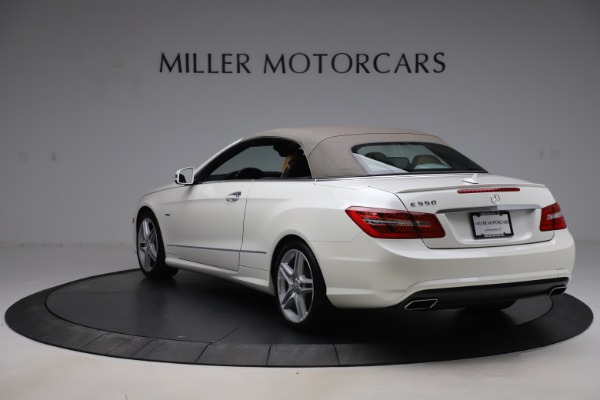 Used 2012 Mercedes-Benz E-Class E 550 for sale $29,990 at Rolls-Royce Motor Cars Greenwich in Greenwich CT 06830 14