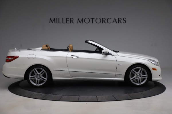 Used 2012 Mercedes-Benz E-Class E 550 for sale $29,990 at Rolls-Royce Motor Cars Greenwich in Greenwich CT 06830 15