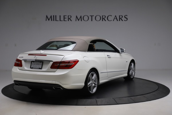 Used 2012 Mercedes-Benz E-Class E 550 for sale $29,990 at Rolls-Royce Motor Cars Greenwich in Greenwich CT 06830 16