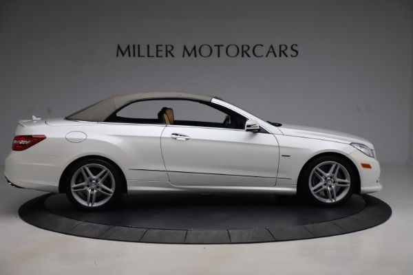 Used 2012 Mercedes-Benz E-Class E 550 for sale $29,990 at Rolls-Royce Motor Cars Greenwich in Greenwich CT 06830 17