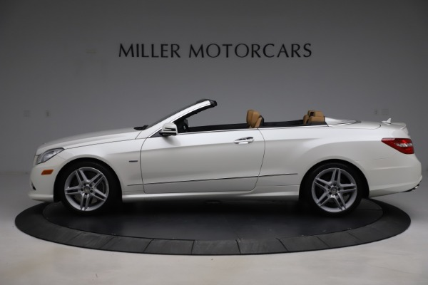 Used 2012 Mercedes-Benz E-Class E 550 for sale $29,990 at Rolls-Royce Motor Cars Greenwich in Greenwich CT 06830 2
