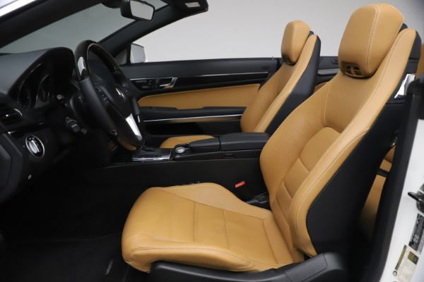 Used 2012 Mercedes-Benz E-Class E 550 for sale $29,990 at Rolls-Royce Motor Cars Greenwich in Greenwich CT 06830 21