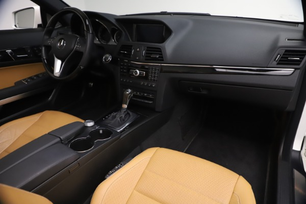 Used 2012 Mercedes-Benz E-Class E 550 for sale $29,990 at Rolls-Royce Motor Cars Greenwich in Greenwich CT 06830 27