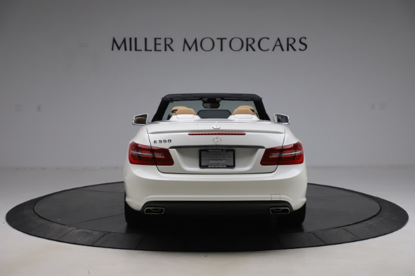 Used 2012 Mercedes-Benz E-Class E 550 for sale $29,990 at Rolls-Royce Motor Cars Greenwich in Greenwich CT 06830 5