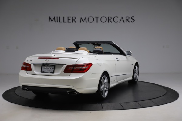 Used 2012 Mercedes-Benz E-Class E 550 for sale $29,990 at Rolls-Royce Motor Cars Greenwich in Greenwich CT 06830 6
