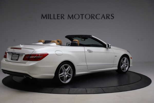 Used 2012 Mercedes-Benz E-Class E 550 for sale $29,990 at Rolls-Royce Motor Cars Greenwich in Greenwich CT 06830 7