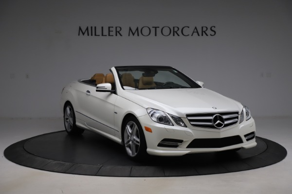 Used 2012 Mercedes-Benz E-Class E 550 for sale $29,990 at Rolls-Royce Motor Cars Greenwich in Greenwich CT 06830 9
